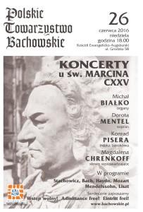 Koncert PTB Czerwiec 2016